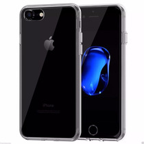 Funda Jelly Case Iphone 7 Plus Transparente Gel Flexible