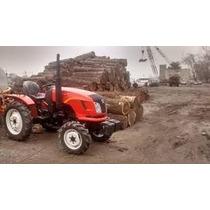 Tractor Someca 404 -40 Hp - 4x4- 3 Puntos - Toma De Fuerza
