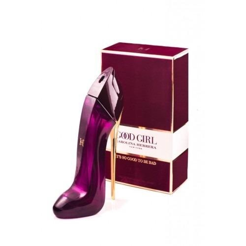 Perfume Carolina Herrera Good Girl Dama Original Nuevo 80ml -   899.00 en  Mercado Libre f32c212854
