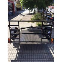 Trailer P/cuatriciclo 0 Km. Sin Rodar