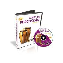 Curso De Percussao Vol 1