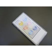 Protector Para Ipod Nano 7g Silicon + Mica Cristal Templado