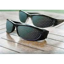 Óculos Furinho Reticulado Pinhole