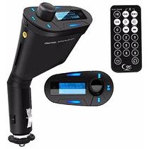 Reproductor Mp3 Para Auto Usb Fm Sd Mmc Con Control Remoto