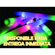 5 Pzas De Tubo De Espuma Con Luz