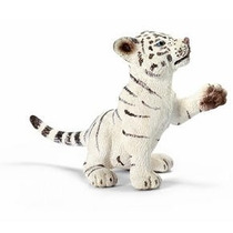 Crías Cachorros Felinos Schleich Varios Modelos Tigre León