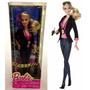 Exclusivo! Boneca Barbie Detetive Original Mattel Policial