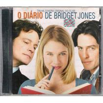 Cd Trilha Sonora Original Do Filme O Diário De Bridget Jones