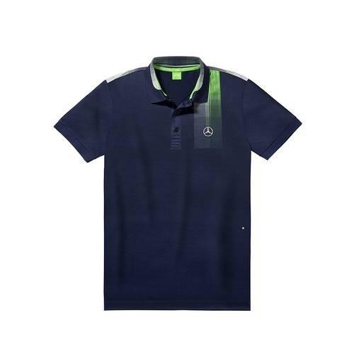 22fabbaf9d Camisa Polo Golf Selection Masculina Marinho De Hugo Boss Az - R  485