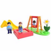 Playmobil 1-2-3 Parquinho - Sunny 6785