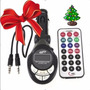 Transmisor De Radio Mp3 Usb Sd Control Para Auto Delivery!