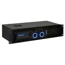 Amplificador De Potência Oneal Op 2400