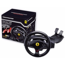 Volante Para Pc E Ps3 Ps2 Thrustmaster Ferrari Experience Gt