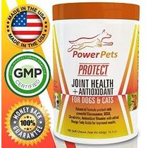 Glucosamina Msm Antioxidante Vitamina Y Omega Fórmula Para P