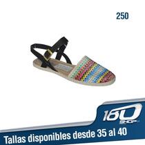 Sandalias Fanaticas Shoes Dama