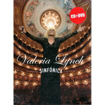 Valeria Lynch - Sinfonica Cd + Dvd 2015 Ya Disponible