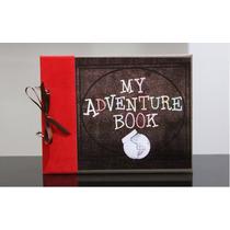 Álbum De Fotos Scrapbook My Adventure Book Namorados Casal