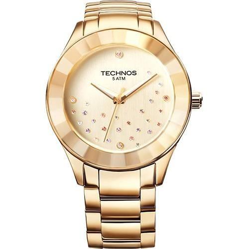 6c5fecc943e Relógio Feminino Technos Analógico Casual 2036llp 4x - Loja - R  719 ...