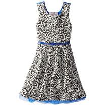 Lindo Vestido De Fiesta O Coctel Para Niñas Talla 6