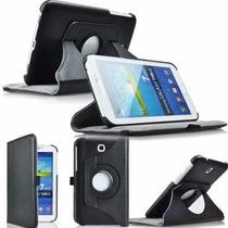 Funda Giratoria Samsung Galaxy Tab E T560 9.6 + Film Tricapa