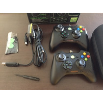 2 Controles Razer Sabertooth Elite Com Defeito