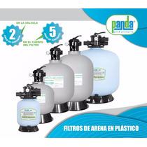 Paquete Kit Bomba 1.5 Hp + Filtro Arena 24 Piscinas Albercas
