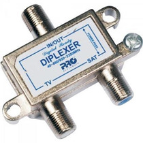 Diplexer Vhf/uhf/satélite Pqdi-6500 Proeletronic