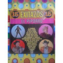El Piporro Lp 15 Exitazos 15. 1982
