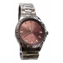 Relógio Seculus Feminino 2 Anos Garantia 69507l0svns1 R