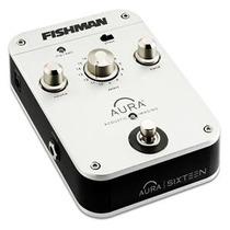 Fishman Pedal Para Guitarra Acustica Aura Pro - Aip - P16