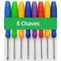 Chaves Torx T2 T3 T4 T5 T6 Philips 1.5 2.0 Pentalobe 0.8
