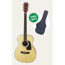 Guitarra Acústica Aria Af-20 Con Funda