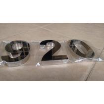 Números Letras Letreiro Fachada Em Aço Inox 20 Cm Promoção