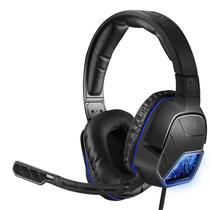 Diadema Afterglow Lvl 5+ Playstation Ps4 Quadboost - Negro