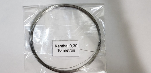 Kanthal Alambre Para Resistencias - 0.20/30/35/40/45/50