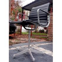 Sillón Aluminium Diseño De Charles Eames
