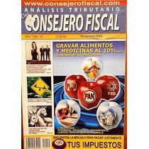 Análisis Tributario Del Consejero Fiscal - Impuestos