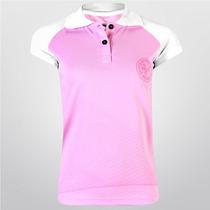 Polo América Pink Logo
