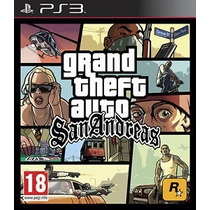 Gta San Andres Ps3 Zona Games ;)