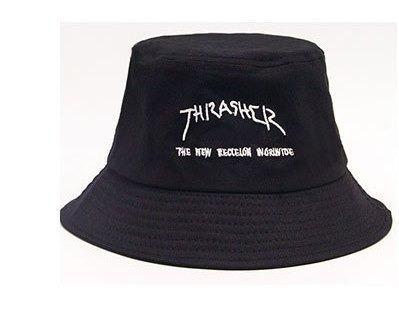 a53645b3188 Chapeu Bucket Hat Thrasher - R  56