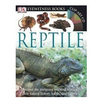 Libro-reptile [with Clip-art Cd], Colin Mccarthy