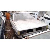 Volkswagen Gol Quadrado Sucata 1986 Carcaça Peças Gaiola