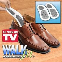 Tamaño Walkfit Platinum Orthotics- F (w / M 9- 9.5)