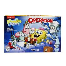 Juego Hasbro Bob Espona Operación