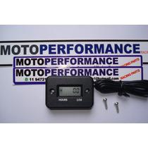 Horimetro Digital Motocross Kart Motor Popa Barco