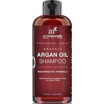 Arte Naturals Orgánica Daily Argan Oil Shampoo 16 Oz, Mejor