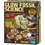 4m Kit Ciencia Fosil Luminiscente Set Didactico Cientifico
