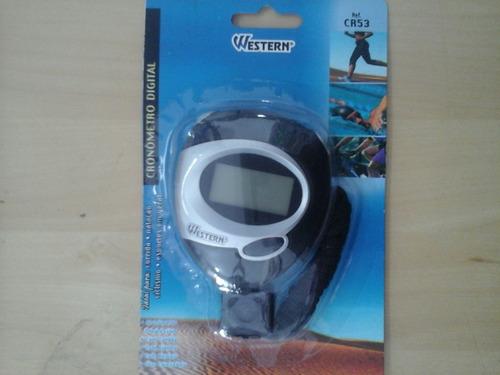 e9975194fd1 Cronometro Digital Western - R  18
