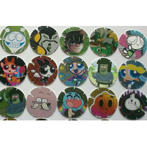 Tazos Cartoon Network Sabritas 2013