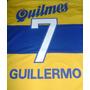 Estampado Nombre Numero Camiseta Boca Juniors 2001-02